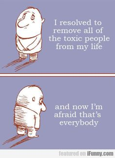I Resolved To Remove All Of