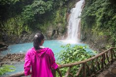 50 things to do in Costa Rica - hike Rio Celeste