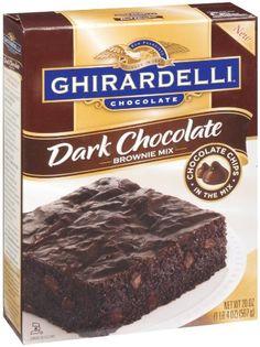 #GhirardelliChocolate
