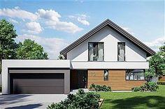 Home Building Design, Home Design Plans, Building A House, House Design, Modern Brick House, Modern Colonial, Bungalow Renovation, Hamptons House, Scandinavian Home