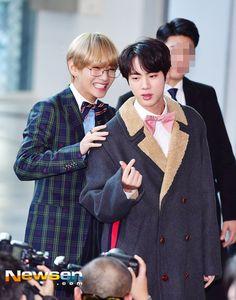 [Picture/Media] BTS at 2017 SBS Gayo Daejun (Red Carpet) [171225]