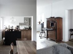 A masculine home in brown and black   NordicDesign