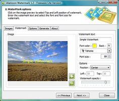 Best 5 free watermark picture software