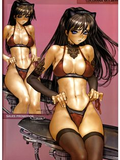 Masamune Shirow Full Color Indecent Works - Greaseberries Vol. 1 Art Book - Anime Books