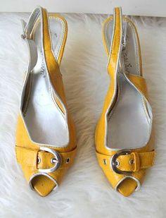 Vintage Pumps/Sandalen von *Coco Mademoiselle* auf DaWanda.com