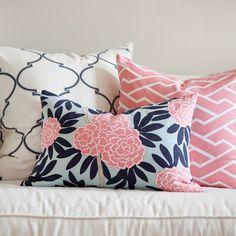 College Prep: Caitlin Wilson Pillows