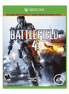 Battlefield 4 – Xbox 360 - New Games for XBox One