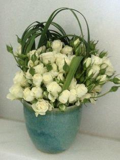 Pequeno mimo para um banheiro com flores!