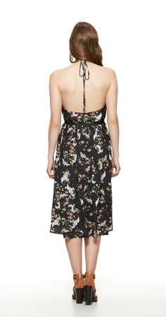 Só na Antix Store você encontra Vestido Midi Tsuru com exclusividade na internet