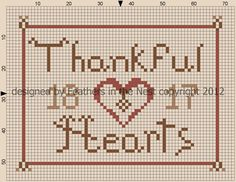Feathers in the Nest- Thankful Hearts freebie