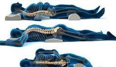 Grande parte da população dorme da forma errada! E isso afecta o teu corpo, originando dores nas costas, pescoço, articulações, entre outros. A forma correcta para dormires…