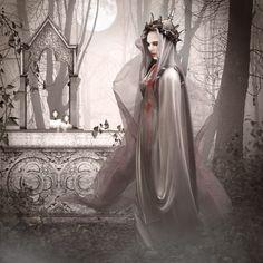Blood Wedding by vampirekingdom.deviantart.com on @deviantART