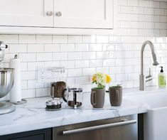 Would I Be Crazy to Choose Marble Countertops for My Kitchen? Marble Countertop Pros and Cons - honed is best
