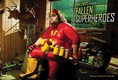 Fallen Superheroes by Scott Allen Perry. Save 36 Off!. $19.22
