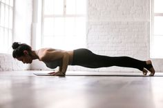 4 Tips To Nail Chaturanga In Your Vinyasa Flow