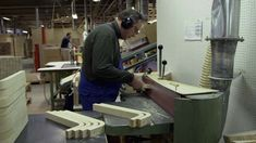 The Making of Stool 60