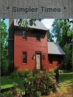 old saltbox houses - Yahoo Image Search Results Red Houses, Saltbox Houses, Farm Houses, Porches, Homestead Farm, Primitive Homes, New England Homes, Historic Homes, Log Homes
