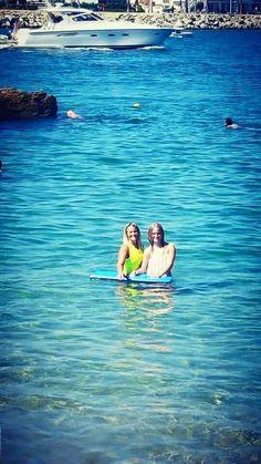 Corona Del Mar. Summer 2015 Kelsie and myself.