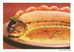 food images about Scary Food on Pinteres - Scary Food, Gross Food, Weird Food, Funny Food, Food Humor, Retro Recipes, Vintage Recipes, Vintage Food, Ethnic Recipes