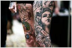 Tattoos - Hot Thigh Tattoos for Women Cute Thigh Tattoos, Thigh Tattoo Designs, Moon Tattoo Designs, Tattoo Designs And Meanings, Best Tattoo Designs, Tattoo Sleeve Designs, Tattoo Designs For Women, Leg Tattoos, Body Art Tattoos