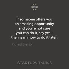 Ultimate resource of motivational business quotes for to keep your startup motivated. Startup Quotes, Business Motivational Quotes, Business Quotes, Inspirational Quotes, You Can Do It Quotes, Great Quotes, Me Quotes, Qoutes, Richard Branson Quotes