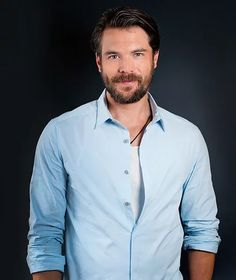 His name is Charlie Weber and he stars as a shady lawyer on Shonda Rhimess new legal thriller How to Get Away with Murder If youre a fan of Greys Anatomy and Scandal youl. Charlie Weber, Little Hotties, How To Get Away, Celebs, Celebrities, Perfect Man, Man Crush, To My Future Husband, Bearded Men