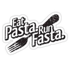 Run Fasta. Sticker running goals, running puns, women running quotes Fit Girl Motivation, Running Motivation, Fitness Motivation Quotes, Fitness Humor, Health Motivation, Funny Fitness, Fitness Gear, Gym Humor, Cross Country Quotes