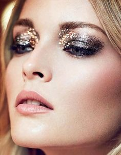 11 Sophisticated Ways to Wear Glitter This Holiday Season via @ByrdieBeauty