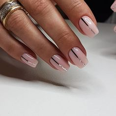 In look for some nail designs and ideas for your nails? Listed here is our listing of must-try coffin acrylic nails for stylish women. Stylish Nails, Trendy Nails, Cute Nails, Milky Nails, Business Nails, Nyc Nails, Minimalist Nails, Pretty Nail Art, Gorgeous Nails