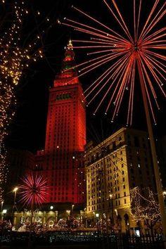 Cleveland Ohio Tower City!! YEAH!