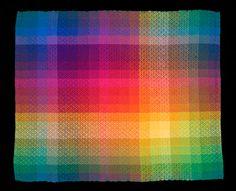8-shaft Color Gamp - Inspiration