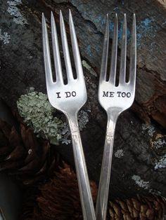 I Do Me Too Fork Set