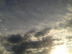 nubes con recuerdos
