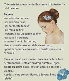 O femeie își poartă lacrimile asemeni bijuteriilor - Viral Pe Internet Smart Quotes, Love Quotes, Inspirational Quotes, True Words, Fleece Fabric, Friendship Quotes, Kids And Parenting, Motto, Strong Women