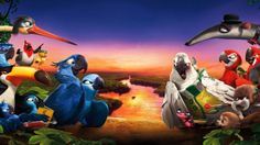 Rio 2 2014 Part Full Movie Free Streaming Online 3D