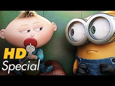 Despicable Me - Best minions scene - YouTube