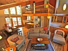 Tahoe+Forest+Retreat+w/HotTub,+Westin+Heavenly+Beds,+Great+Tahoe+Donner+Location+++Vacation Rental in Lake Tahoe North Shore from @homeaway! #vacation #rental #travel #homeaway