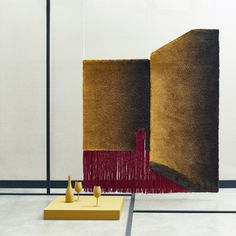 Wall Wool Acoustic tapestry