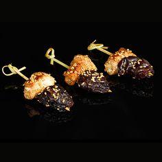 Brochette poulet pruneau: Poulet - Pruneaux