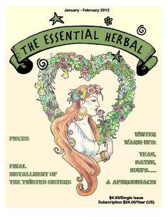 The Essential Herbal Blog: Sample Issue - FREE - Jan/Feb '12