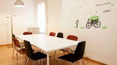 The Shed coworking | coworking madrid | Coworking en Madrid