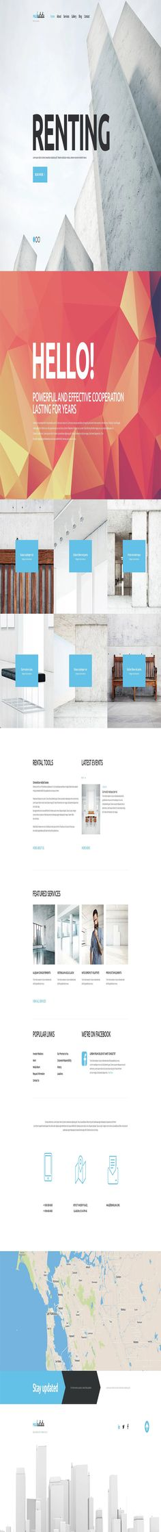 #Real #Estate #Agency #WordPress #Theme.This theme is specially designed for real estate agencies and related services. Thanks to a clean and minimalist layout, it makes your site more informative and allows visitors to focus on the offered content. A fullscreen slider in the header section and a full-width image with parallax effect give the site quite an unusual look and a touch of personality. Thanks to Cherry framework and Bootstrap toolkit, this real estate WP theme can be adjusted to…