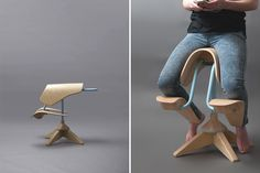 Types Of Furniture, Metal Furniture, Smart Furniture, Kids Furniture, Modern Furniture, Furniture Design, Traditional Chairs, Work With Animals, Better Posture