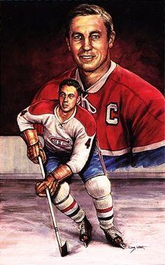 Jean Beliveau Signed 1993 Legends Of Hockey Postcard Montreal Canadiens Deceased Hockey Decor, Women's Hockey, Hockey Games, Baseball, Montreal Canadiens, Montreal Hockey, Hockey Hall Of Fame, Wayne Gretzky, Nfl Fans