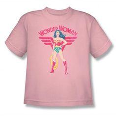 Wonder Woman Sparkle Kids/Youth T-Shirt