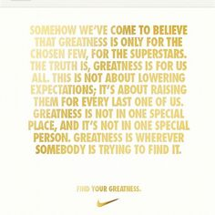 I hope each & every one of y'all wakes up & takes a step closer to greatness! I know I will!! #Goodnight!