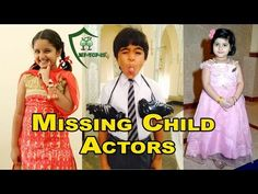 Top 10 Missing Child Actors From Television 2017 Television is full of child actors who play important roles, with some of them even being protagonists of th. Lost People, Missing Child, Child Actors, Children, Music, Youtube, Young Children, Musica, Boys