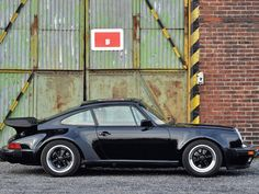Top 10 favorite rides of all time. The 1987 Porsche 911 (930) 3.3 Ltr.Turbo.