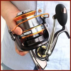 5000-9000 Size 12+1 Ball Bearings Big Trolling Fishing Reels Feeder Metal Fishing Reel Carp Carretilha de pesca molinete Shimano