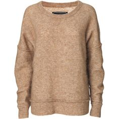 By Malene Birger Rosalinda fluffy knit